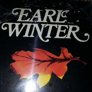 """Book """"Early Winter"""""""